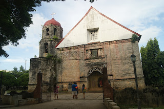 San Isidro Labrador Church in Lazi, Siquijor