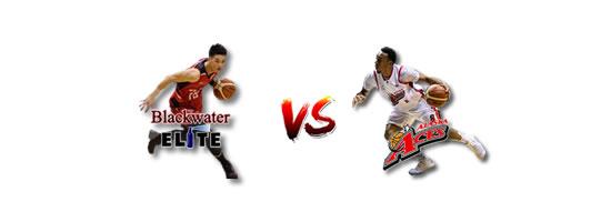 April 29: Blackwater vs Alaska, 4:30pm Smart Araneta Coliseum