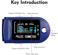 """A normal level of oxygen is usually 95% or higher. Some people with chronic lung disease or sleep apnea can have normal levels around 90%. The """"SpO2"""" reading on a pulse oximeter shows the percentage of oxygen in someone's blood. If your home SpO2 reading is lower than 95%, call your health care provider."""