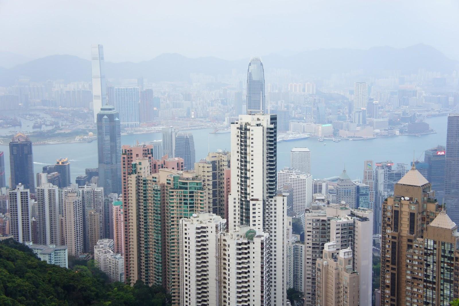 《2012香港行》三天兩夜 行程規劃 – 查克的吃喝玩樂