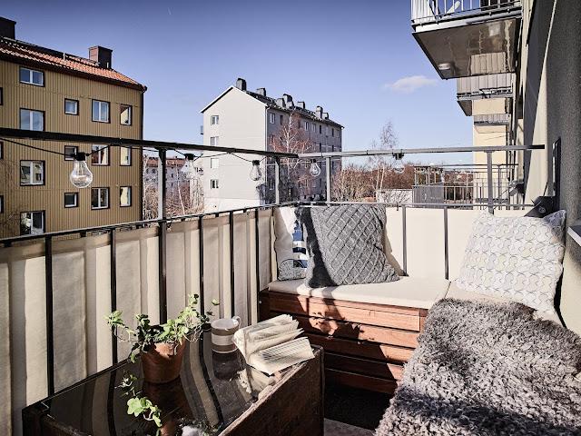 metody na tani balkon, jak tanio odmienić balkon