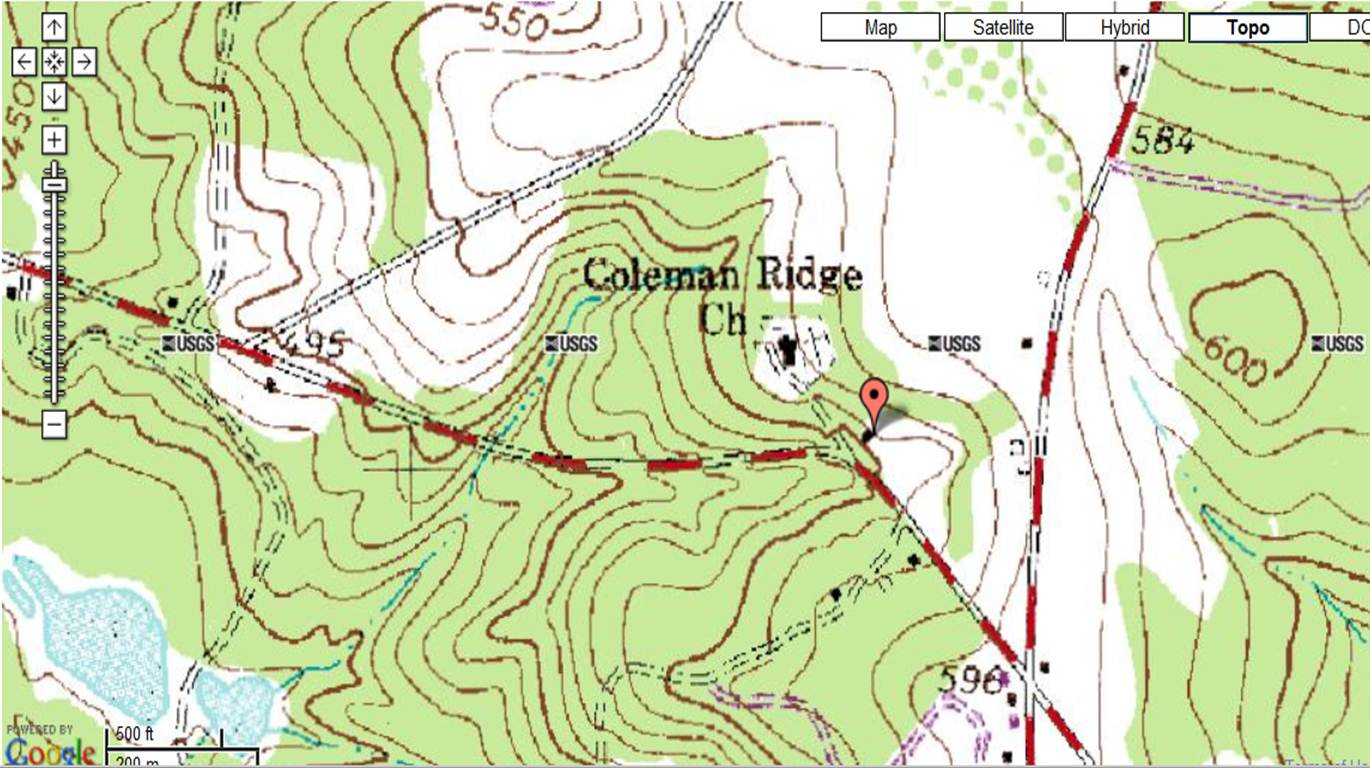 Rural Schoolhouses Of South Carolina Getting Started Coleman Ridge