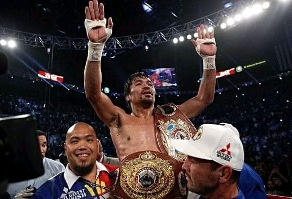 Telerebelde retransmitirá diferido pelea Ugás - Pacquiao, donde el vencedor es el filipino