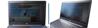 شاشة لاب توب HP ZBook Studio G3