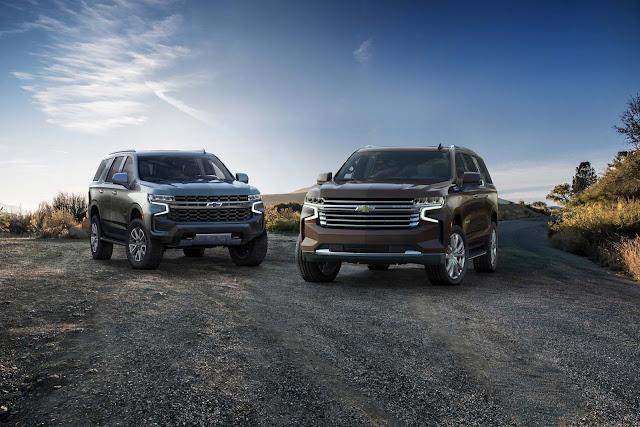 2021 Chevrolet Suburban Review