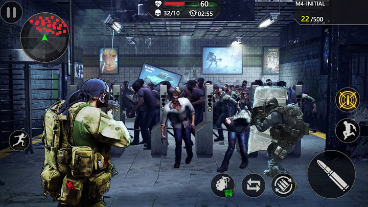 Dead Zombie Trigger 3: Real Survival Shooting- FPS Mod