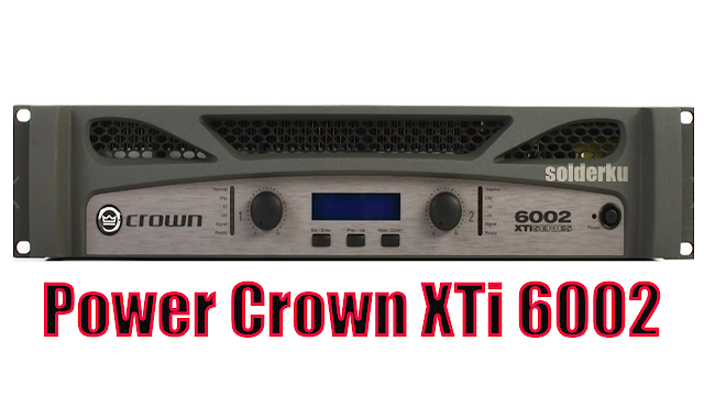 Power Crown XTi 6002