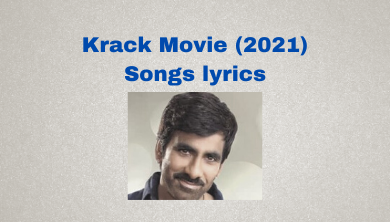 krack-movie-songs-lyrics