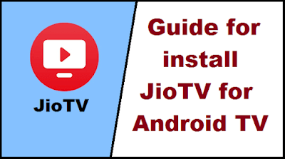 JioTV for Android TV