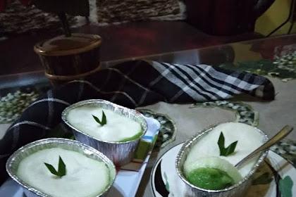 Resep Lumpur Surga - Kue Kukus Khas Banjarmasin