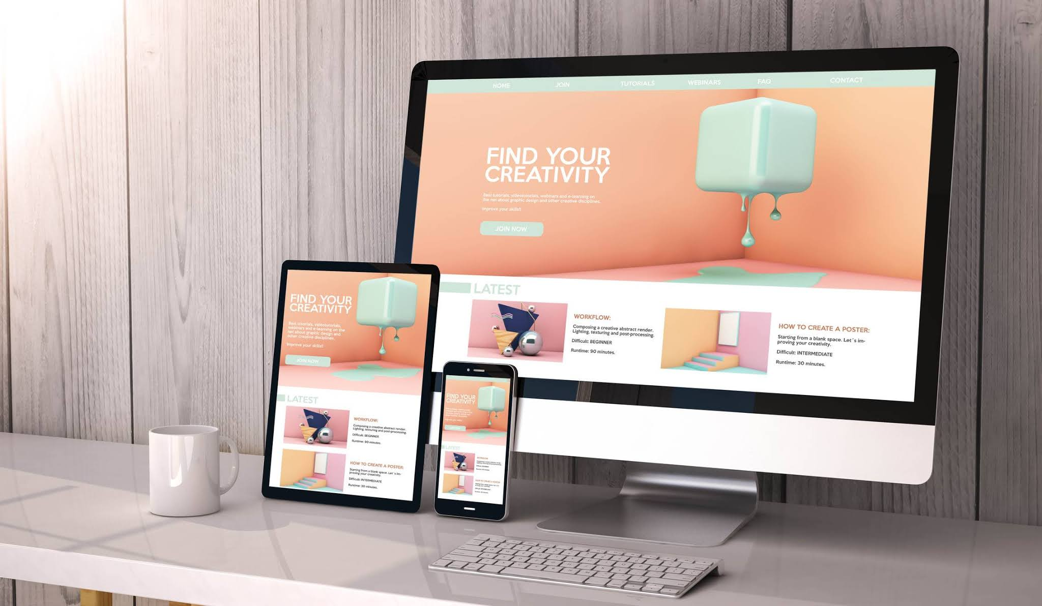 Créer un site internet, ça ne s'invente pas !
