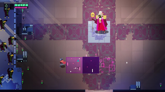 Hyper Light Drifter Gameplay Screenshot 5