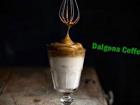 Resep Cara Membuat Dalgona Coffee tanpa Mixer