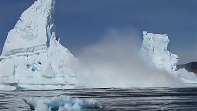 साइबेरियाई गर्मी की लहरों के कारण आर्कटिक समुद्री बर्फ रिकॉर्ड में दूसरे-निम्नतम स्तर पर पहुंच गया