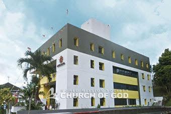 คริสตจักรของพระเจ้า ที่เกซอนซิตี, ฟิลิปปินส์