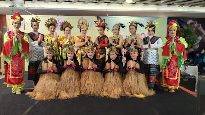 Ayodya Pala Gelar Misi Kebudayaan Indonesia Ke China