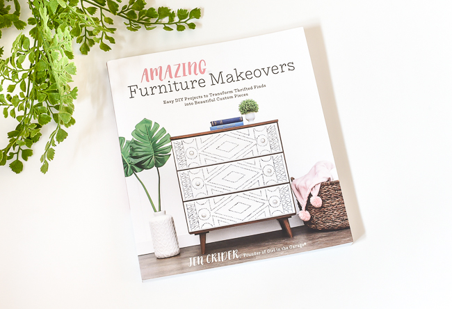 Amazing Furniture Makeovers Book