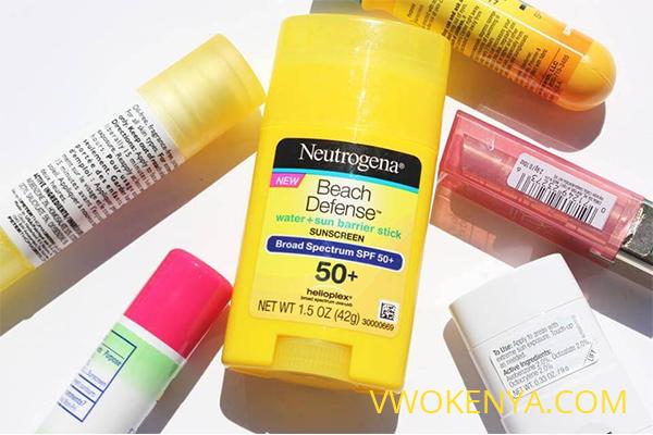 Sáp Lăn Chống Nắng Neutrogena Beach Defense Water + Sun Protection Sunscreen Stick SPF50+