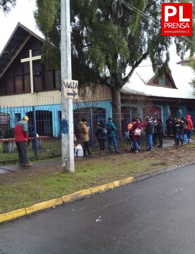 Osorno: agreden a personal de salud en vacunatorio