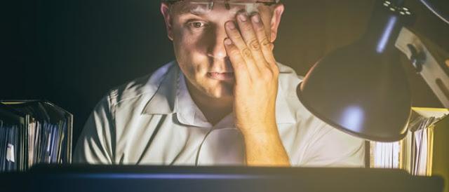 Mais de 70% dos profissionais em TI estão esgotados.