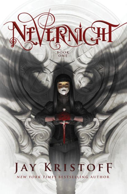 "Click Here To Order ""Nevernight"" by Jay Kristoff!!!"