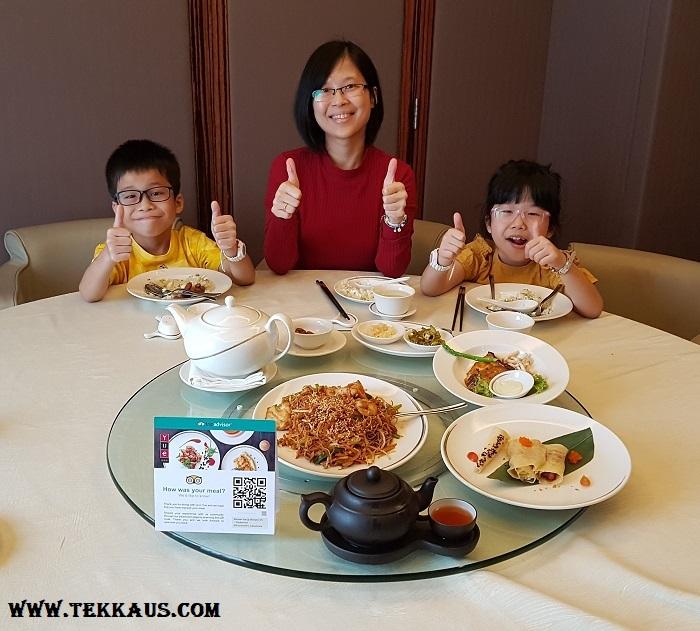 Yue at Sheraton Petaling Jaya-Menu-Chinese Restaurant