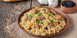 Resep Nasi Kebuli Kambing Menu untuk Idul Adha