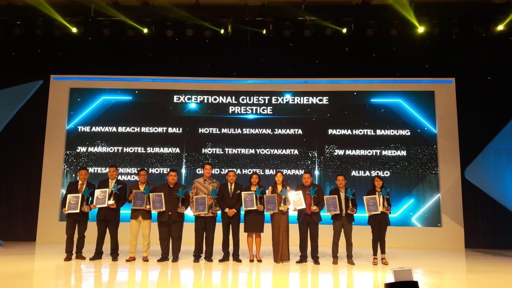 Mantap, Alila Solo Raih Penghargaan Exceptional Guest Experience Prestige dari Traveloka!
