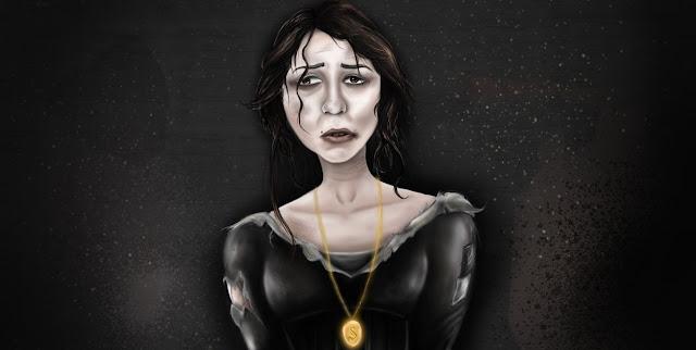 Меропа Гонт - майката на Волдемор