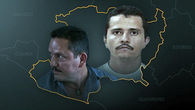 Ya llegamos prros, El CJNG le taponea en Tepalcatepec, y le terquea hasta reventar a El Abuelo Farías