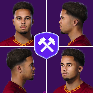 PES 2020 Faces Justin Kluivert by Volun