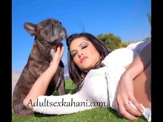 कुत्ते के साथ औरत की सेक्स