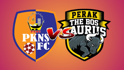 Live Streaming PKNS FC vs Perak Liga Super 3.5.2019