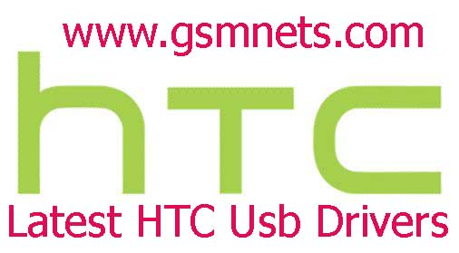 Latest HTC Usb Drivers Download