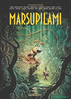 Marsupilami - 1  Historias cortas de diversos autores