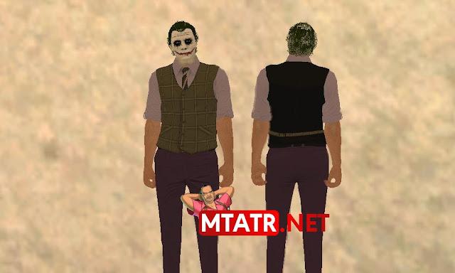 MTA SA Joker Skin