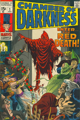 Chamber of Darkness #2, enter... the Red Death