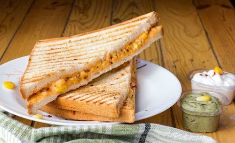 The Great Grilled Cheese [Recipe]