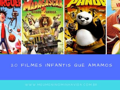 20 filmes infantis que amamos