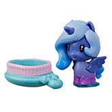 MLP Blind Bags, Confetti  Princess Luna Pony Cutie Mark Crew Figure