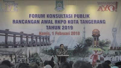 Kota Tangerang Segera Miliki TOD Poris Plawad