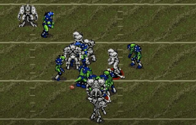 لعبة Mutant League Football (1993)