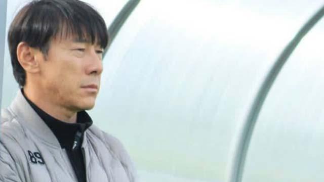Pelatih Shin Tae-yong Akan Divaksinasi di Indonesia