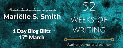 French Village Diaries book review 52 Weeks of Writing Author Journal and Planner Marielle Smith
