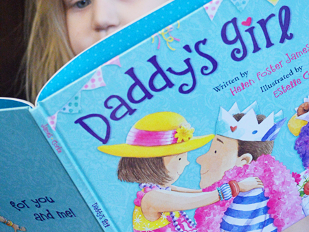 Daddy's Little Girl {A Book Review + Giveaway}