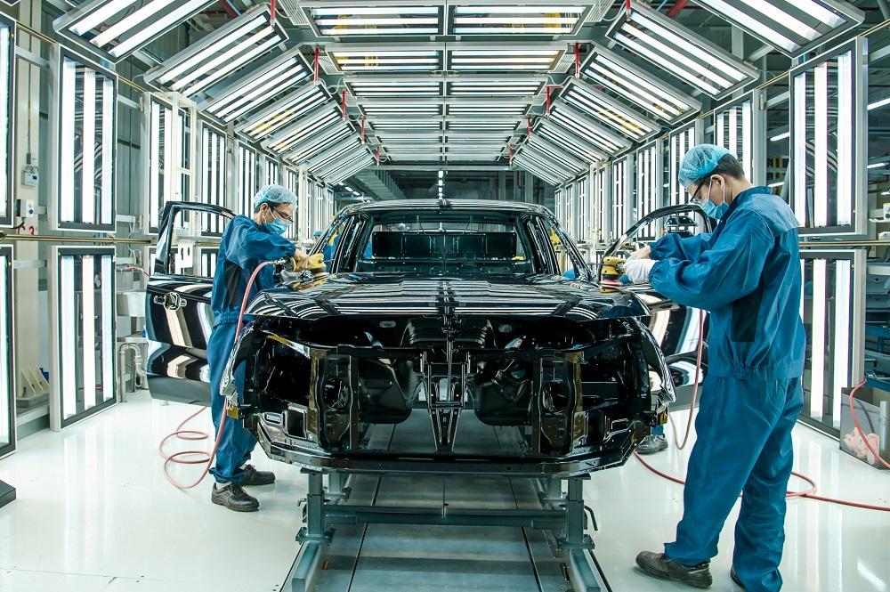Ford Ranger chính thức xuất xưởng tại Việt Nam