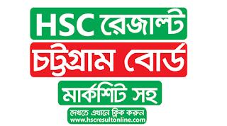 HSC result 2019 Chittagong Board