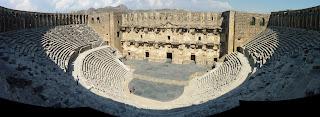 Teatro de Aspendos.