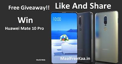 Huawei Mate 10 Pro Free