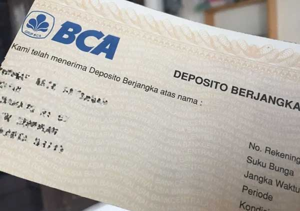 Bisakah Buka Tabungan Deposito di m-BCA?